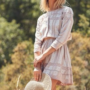 Tularosa Payton blush Dress